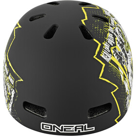 O'Neal Dirt Lid ZF Helmet Bones rift yellow